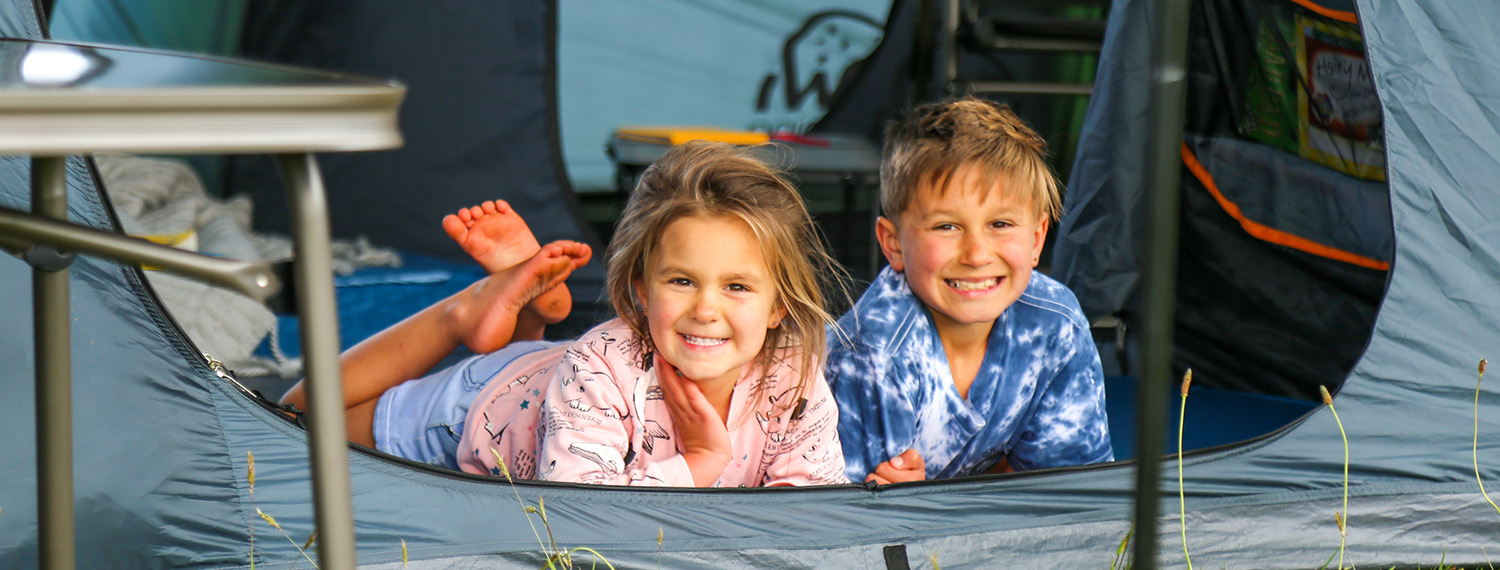 Tip For Camping with Kids