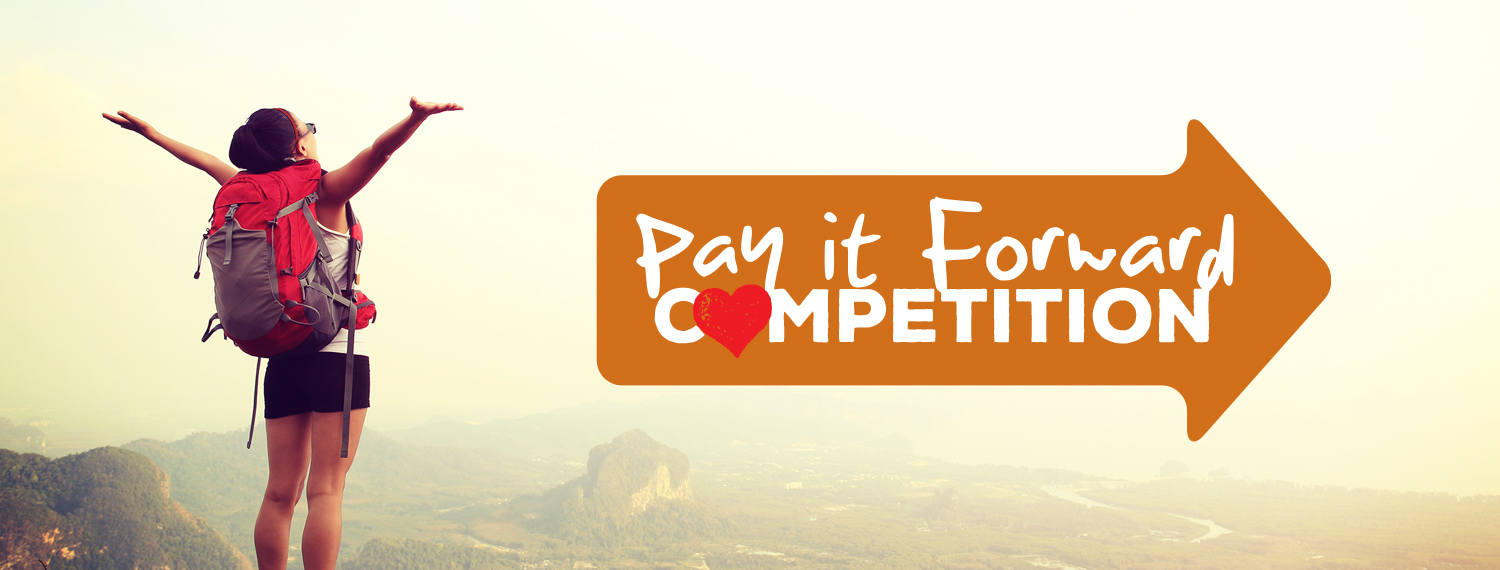 Pay It Forward Competition