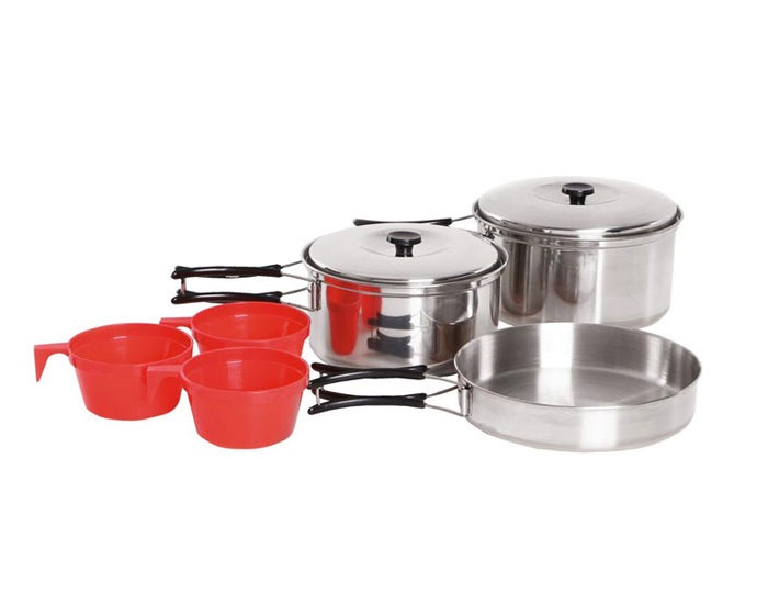 Camp Cookset