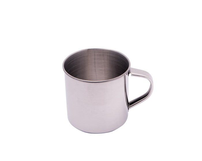 80mm Stainless Steel Mug
