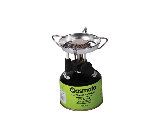 Gasmate Backpacker Stove with Piezo