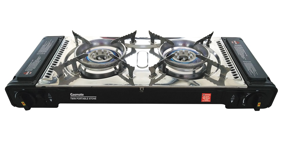 Gasmate Twin Portable Stove
