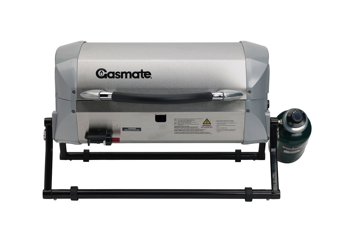 Gasmate Voyager Portable Gas Bbq Review gasmate barbeques review