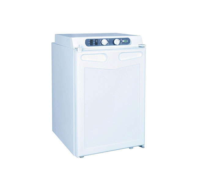 Gasmate 43L 3-Way Upright Fridge