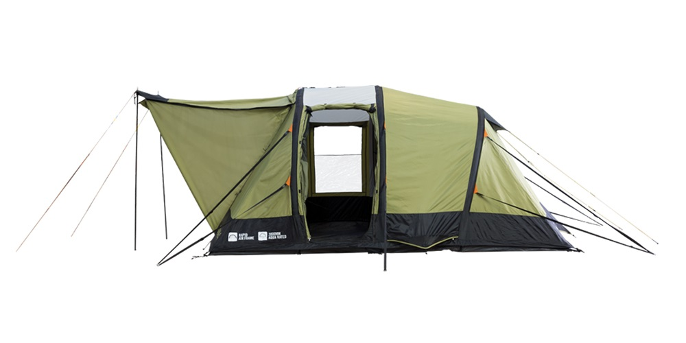 4 Person Inflatable Dome Tent   Kotuku 4 By Kiwi Camping NZ