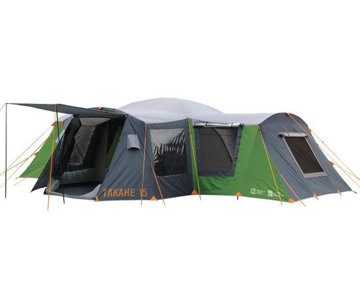 Takahe 15 Family Dome Tent  sc 1 st  Kiwi C&ing & Dome Tents NZ | Kiwi Camping Range