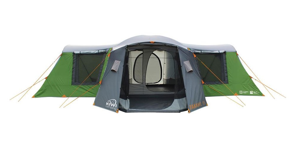 Takahe 15 Family Dome Tent front