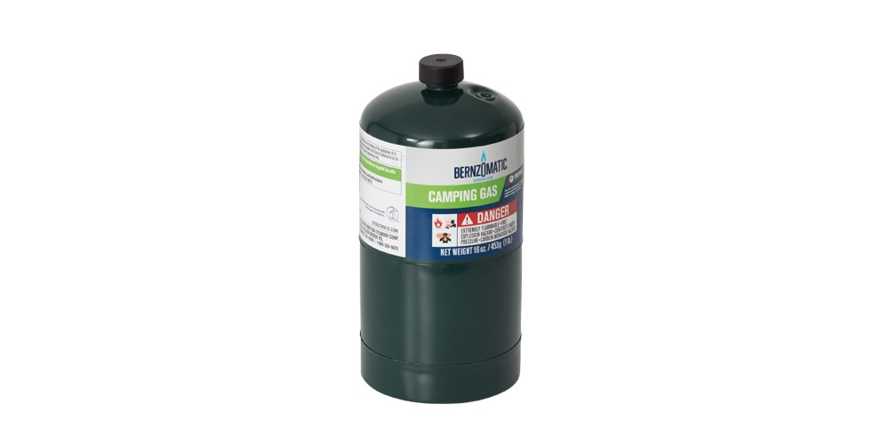 Bernzomatic 465gm Propane Canister Right View