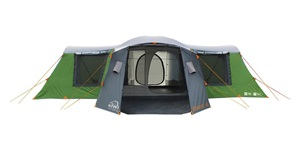 Takahe 10 Family Dome Tent front