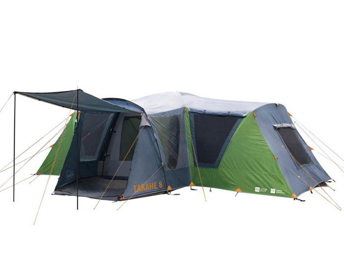 Takahe 8 Family Dome Tent
