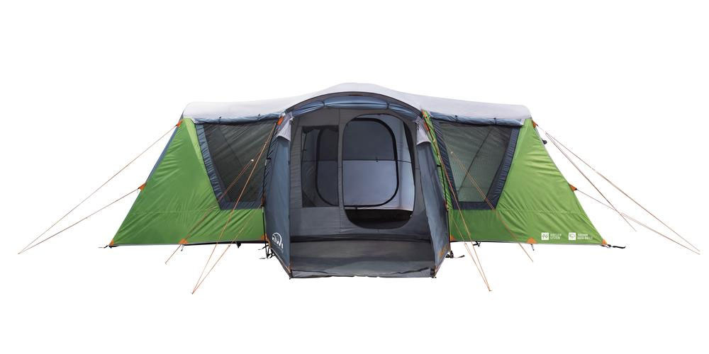 Takahe 8 Family Dome Tent front