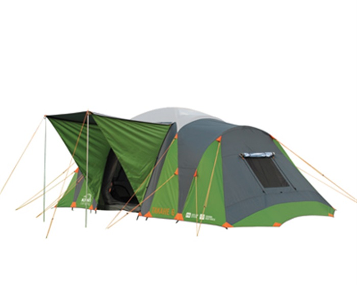 Takahe 6 Family Dome Tent