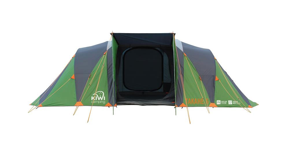 Takahe 6 Family Dome Tent front