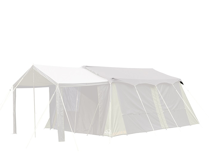 Kakapo 10 Canvas Tent Fly