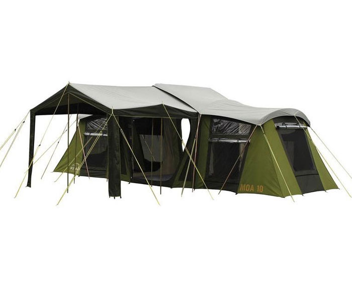 Canvas Family Tents Luxury Tents For Sale Kiwi Camping Nz