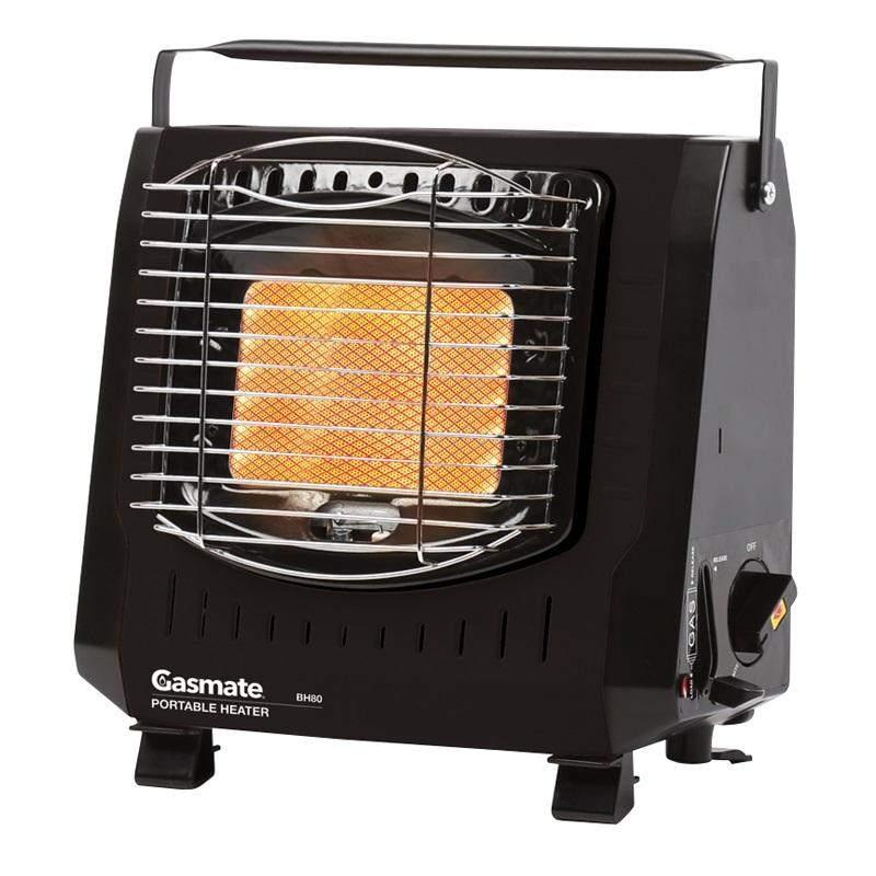 Gasmate Travelmate Portable Butane Heater Kiwi Camping Nz