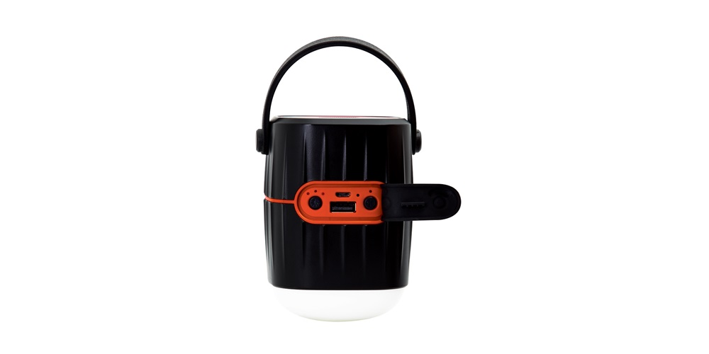 Bluetooth Speaker with LED Lantern