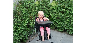 Dining Tray - Tiny Tot Portable High Chair sold separately