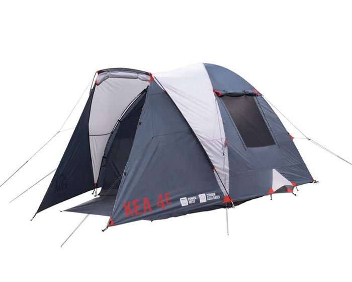 Kea 4E Recreational Dome Tent