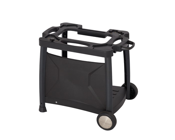 Gasmate Odyssey Single Burner Portable BBQ Trolley