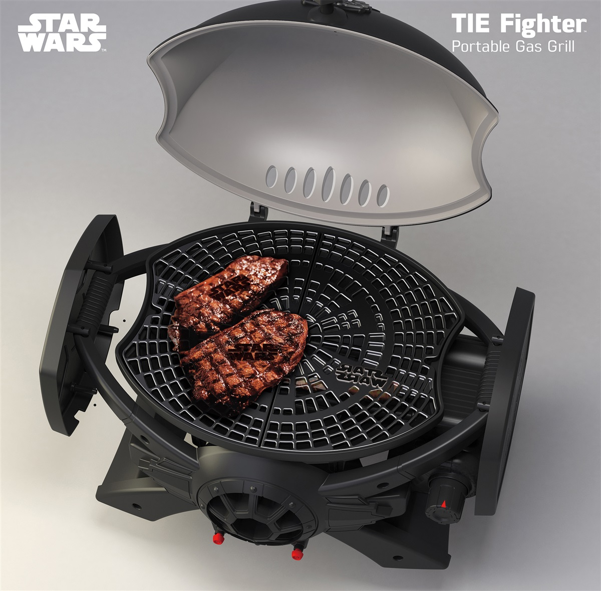 Gasmate Voyager Portable Gas Bbq Review gasmate star wars tie fighter single burner portable bbq