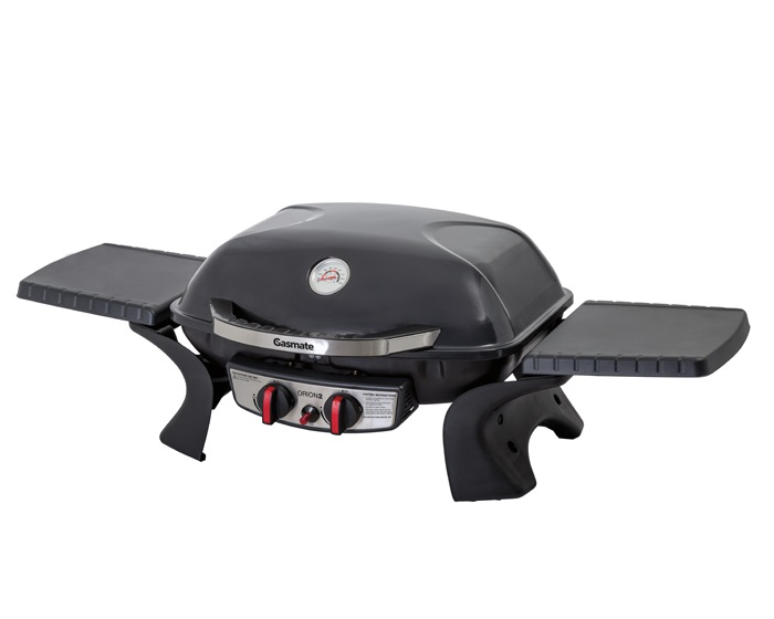 Gasmate Orion2 Two Burner Portable BBQ