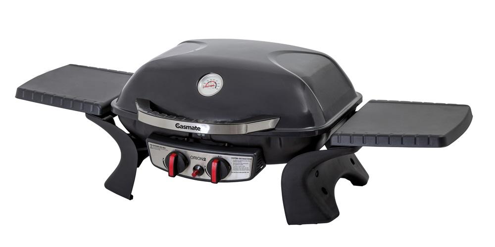 Gasmate Orion2 Two Burner Portable Bbq Kiwi Camping Nz