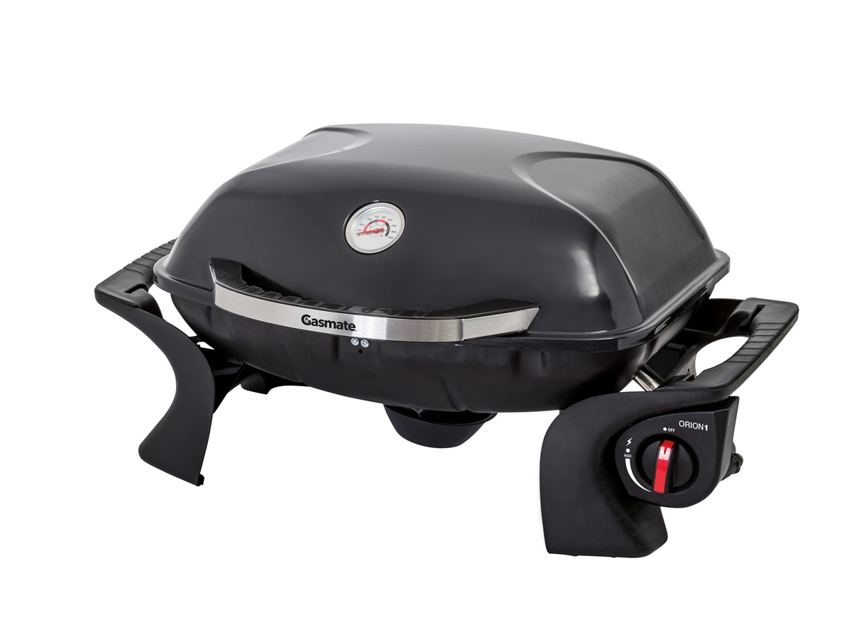 Gasmate Orion1 Single Burner Portable BBQ