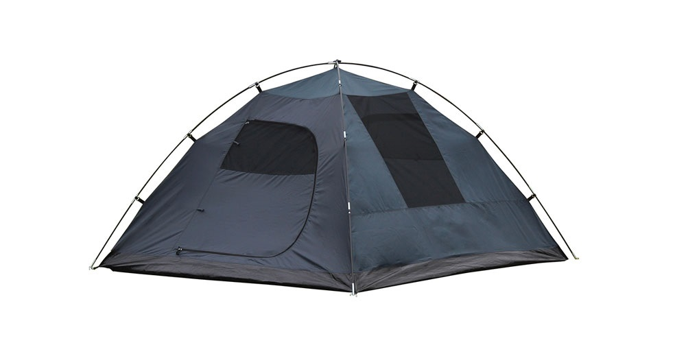Kea 4 Recreational Dome Tent inner