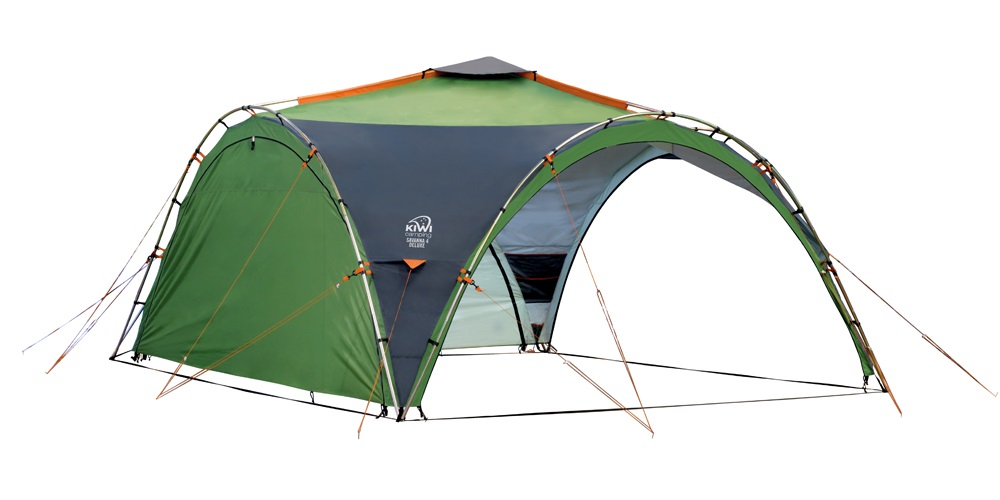 Solid Curtain for Savanna 4 Deluxe Shelter