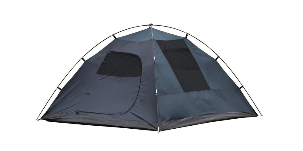 Kea 3 Recreational Dome Tent inner