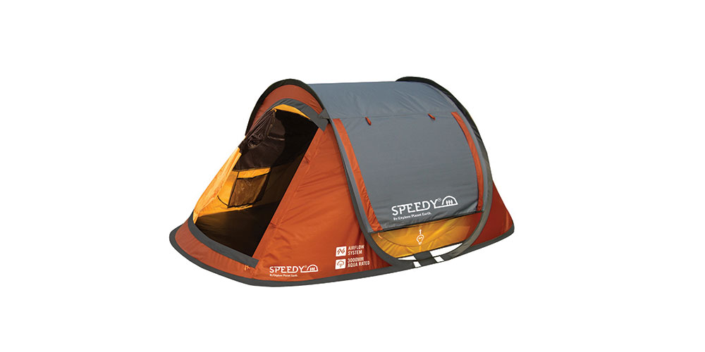Speedy 3 Pop-Up Dome Tent ...  sc 1 st  Kiwi C&ing & Speedy 3 Pop-Up Dome Tent | Kiwi Camping NZ