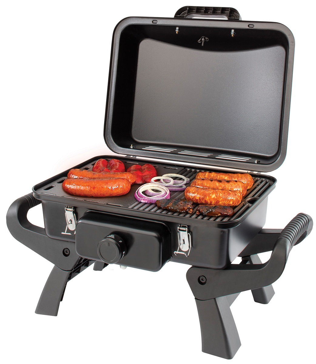 Gasmate Voyager Portable Gas Bbq Review gasmate adventurer deluxe 1 single burner portable bbq