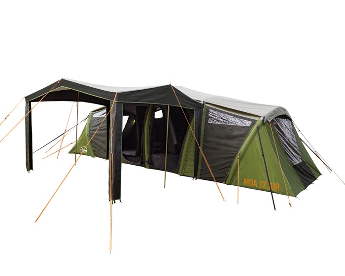 Moa 12 Air Canvas Tent