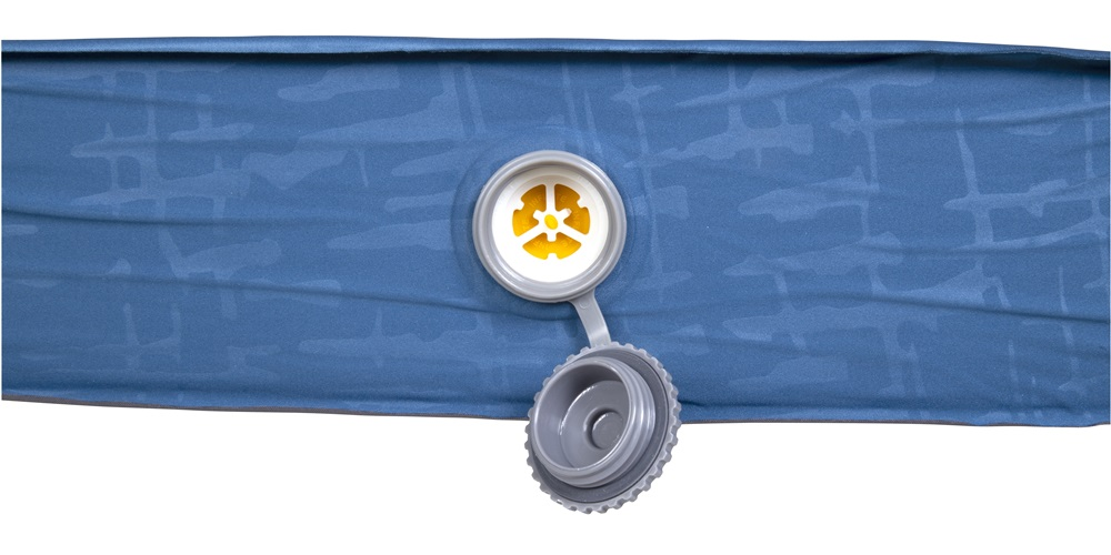 Rover King Single 10cm Self-Inflating Mat
