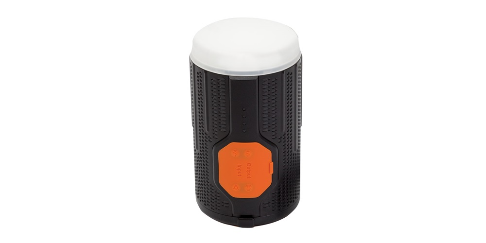 Aura LED Lantern with Bluetooth Speaker