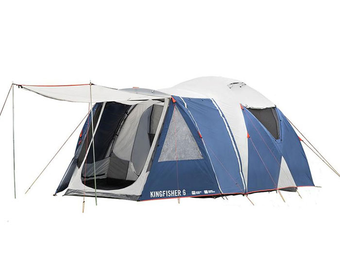 Kingfisher 6 Recreational Dome Tent