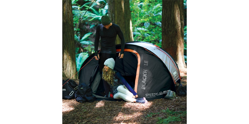 EPE Speedy Blackhole 3 Pop-Up Dome Tent