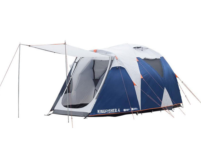 Kingfisher 4 Recreational Dome Tent