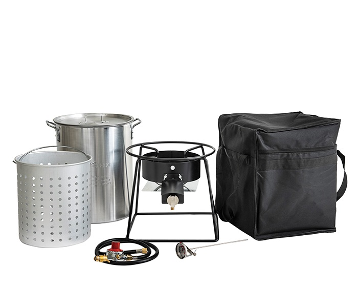 Gasmate High Output Cooker & Pot Set