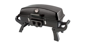 Gasmate Adventurer Deluxe2 Two Burner Portable BBQ
