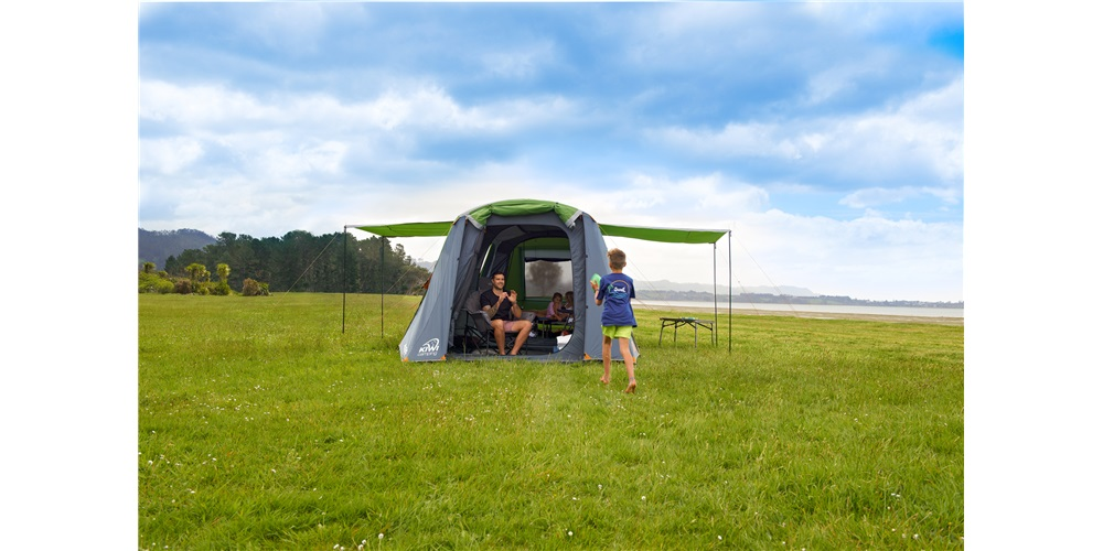 Falcon 9 Air Family Dome Tent