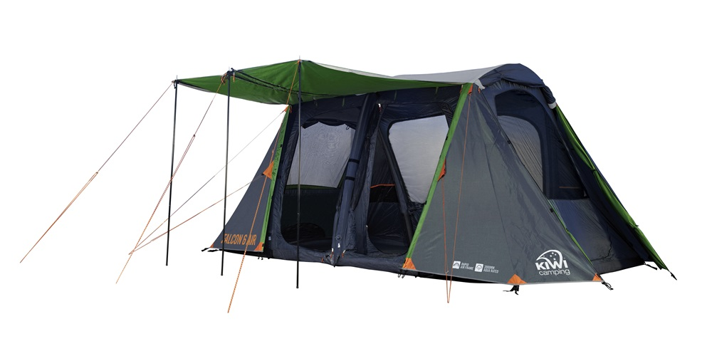 Falcon 6 Air Family Dome Tent