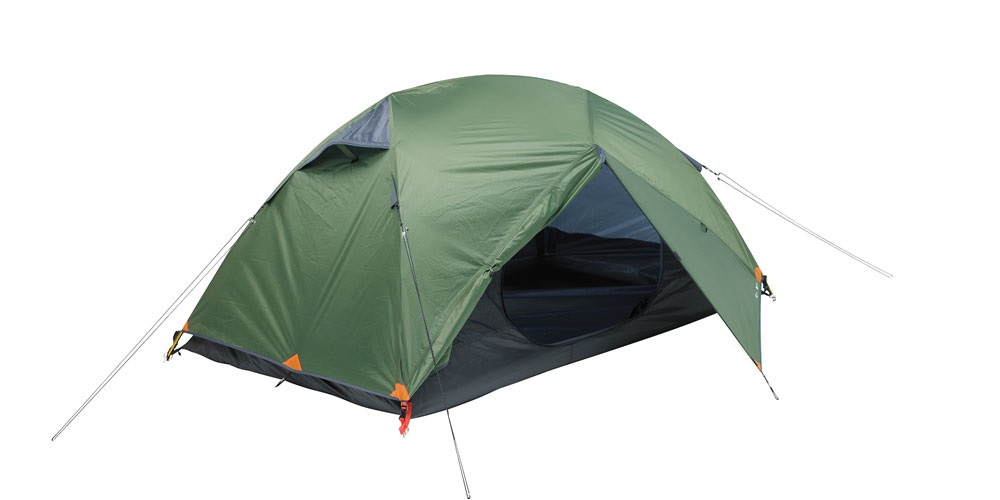 Weka 3 Hiker Tent ...  sc 1 st  Kiwi C&ing & 3 Person Hiking Tent | Weka From Kiwi Camping NZ