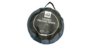 Collapses down for easy storage in convenient carry bag.