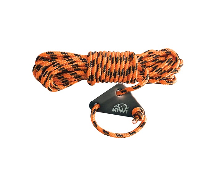 4mm Tent Ropes with Tri-Tensioners