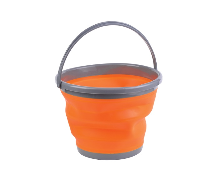 10 Litre Collapsible Bucket