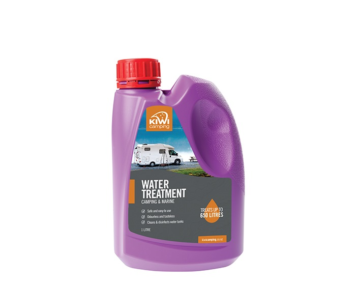 Water Treatment - Camping and Marine