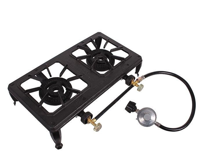 Country Cooker Double Burner