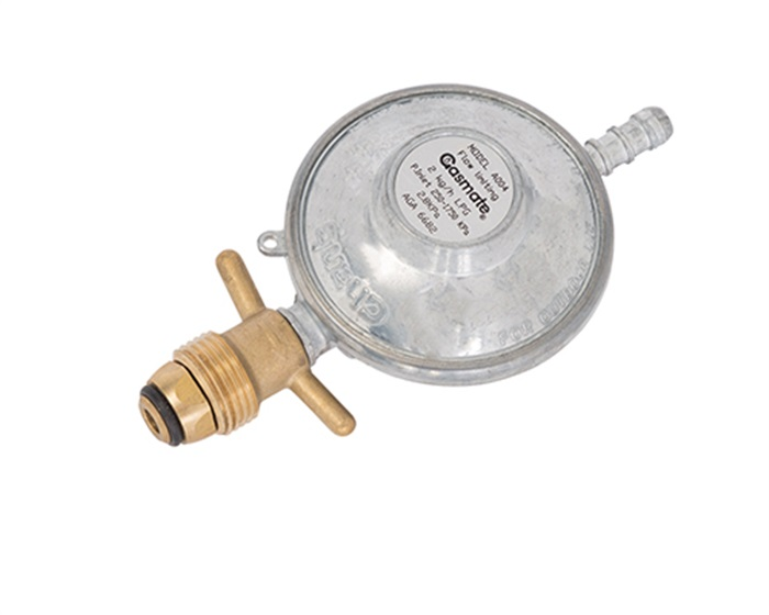 2.0KG POL LPG Regulator with 8mm Tail